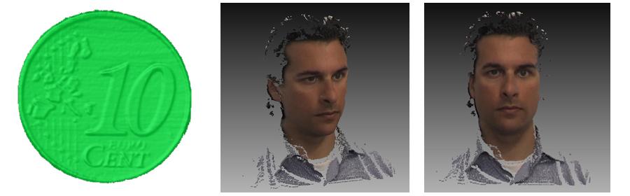 3D Coin Scan